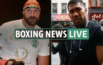 7.30am Boxing news LIVE: Tyson Fury drunk calls Wayne Rooney, Joshua and Bellew fights rejected, KSI vs Logan Paul LATEST – The Sun