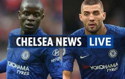 7.30am Chelsea news LIVE: Kante, Kovacic, Emerson and Pedro could all miss Wolves, and Drinkwater gets second chance – The Sun