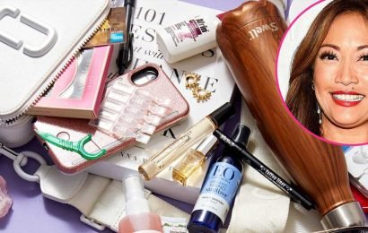 Carrie Ann Inaba: What's in My Bag?