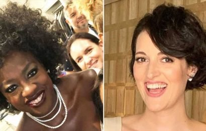 Glam Time! See the Stars Getting Ready for the Emmys