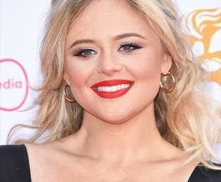 Emily Atack shares saucy bathtub selfie after gushing over new boyfriend