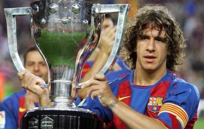Barcelona legend Carles Puyol rejects sports director job due to 'personal projects' – The Sun