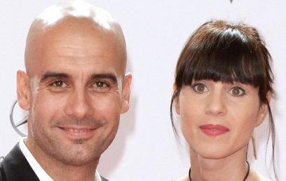 Man City boss Pep Guardiola's wife Cristina returns to Spain with one of their children so she can run fashion company in Barcelona – The Sun