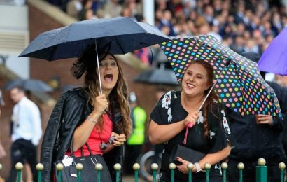 Haydock abandoned with waterlogged track but Newmarket goes ahead live on ITV