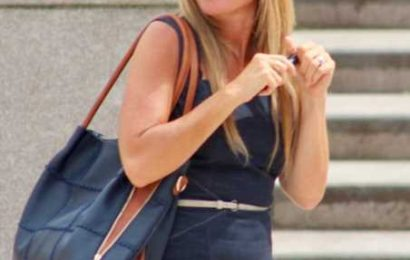 Married teaching assistant , 43, dubbed 'Mrs Robinson' who groomed pupil, 15, and booked hotel room is jailed for two years – The Sun