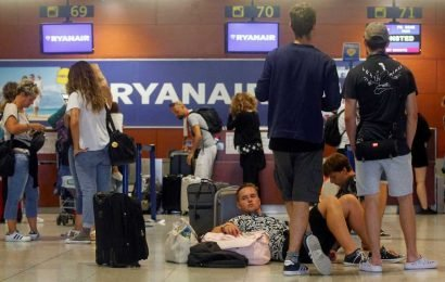 Brit air passengers face travel hell as air traffic control failure sparks major delays to flights at end of school holidays