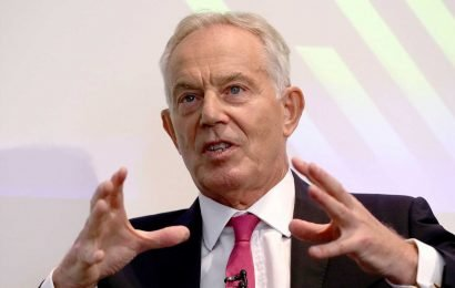 Tony Blair warns Jeremy Corbyn that Boris would WIN a snap election and not to fall into 'elephant trap'