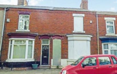 You could buy BOTH of these two-bedroom houses in Teesside for just £1 – but they need A LOT of work – The Sun