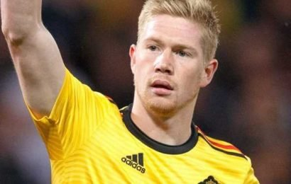 Kevin De Bruyne picks up THREE assists in just 30 minutes as Belgium throttle Scotland – The Sun