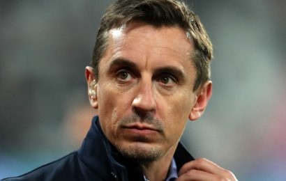 Gary Neville wants Man Utd to prioritise youth player development over finishing in top four – The Sun