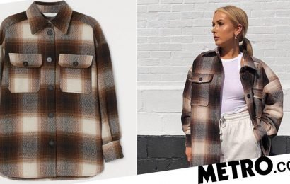 Instagram fashionistas are loving this autumnal 'shacket'