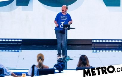 BGT winner Lost Voice Guy leaves judges in bits after performance