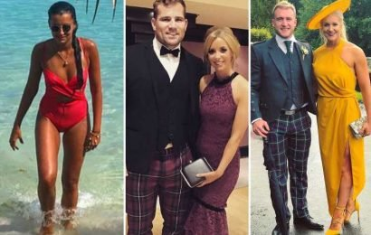 Meet the Scotland Rugby World Cup WAGs – including a top lawyer, interior designer and the one who played hard to get – The Sun