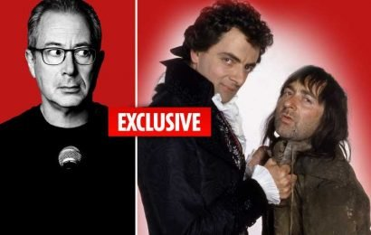 Don't listen to Baldrick, Blackadder will NEVER come back, says Ben Elton as he returns to stand-up after 15 years – The Sun