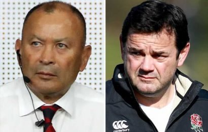 England boss Eddie Jones blows £3million Rugby World Cup budget and sends ex-captain Will Carling to raise further £250,000 – The Sun
