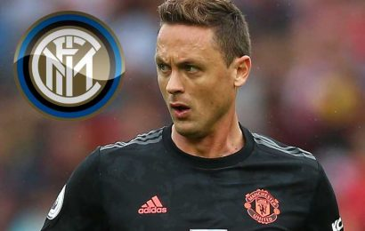 Juventus face fight with Milan, Inter and Dortmund for Man Utd star Matic – The Sun
