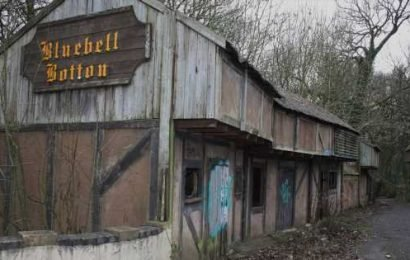 Inside abandoned UK theme park left to rot away – which could be worth millions
