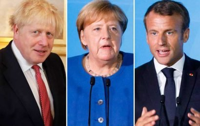 Boris Johnson admits the West's pact with Iran is 'a bad deal' as he, Angela Merkel and Emmanuel Macron call to open talks on a new nuclear deal – The Sun