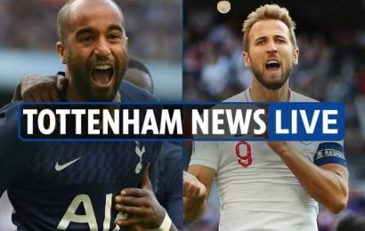 9.30am Tottenham news LIVE: Kane hat-trick, Moura 'should start every day of the week', Skipp contract – The Sun