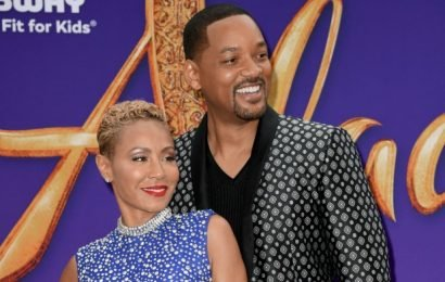 Will Smith Squirms When Wife Jada Pinkett Smith Confronts Him About His Drinking (Video)