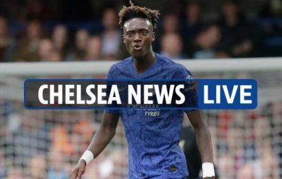 6.20pm Chelsea news LIVE: Abraham could have joined AC Milan in summer, Hudson-Odoi and James set to face Grimsby, new Emerson deal – The Sun