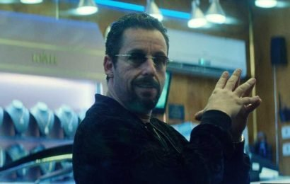 Adam Sandler Is Like You've Never Seen Him Before in Trailer for Uncut Gems