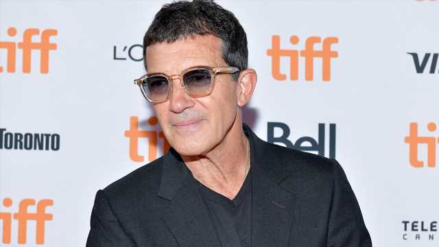 Antonio Banderas Reveals How His 2017 Heart Attack Influenced Pain and Glory Character