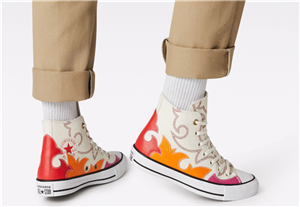 Where To Get Converse Space Cowgirl Chuck Taylors To Do The Hoedown In