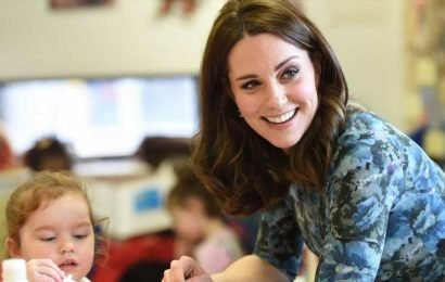 Kate Middleton Made a Special Visit to Prince George and Princess Charlotte's School