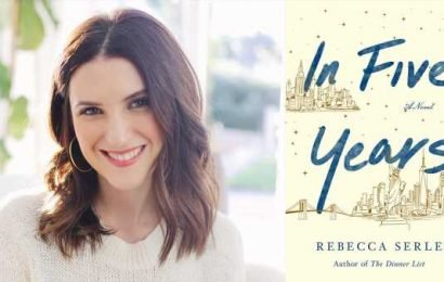 A Five-Year Plan Goes Awry In This New Book From Rebecca Serle