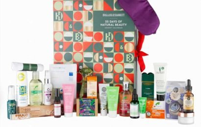 Holland & Barrett launches 25 Days of Natural Beauty 2019 Advent Calendar