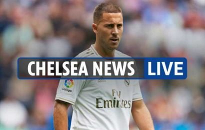 7pm Chelsea news LIVE: Hazard blasts Blues fans, Rudiger to miss Valencia, Hudson-Odoi set for five-year contract – The Sun