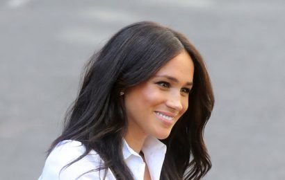 Meghan Markle Just Modeled Her Own Clothing Collection