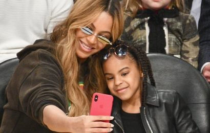 """Beyoncé Says Blue Ivy Is a """"Cultural Icon"""" in a Dispute Over Trademarking Her Daughter's Name"""