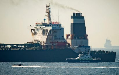 US officials offered 'several million dollars' for Iranian tanker: report