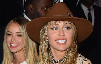 Miley Cyrus and Kaitlynn Carter Are Living Together Now