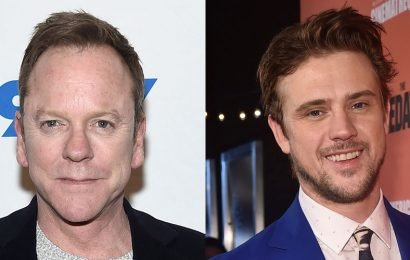 Kiefer Sutherland Joins 'The Fugitive' Series with Boyd Holbrook
