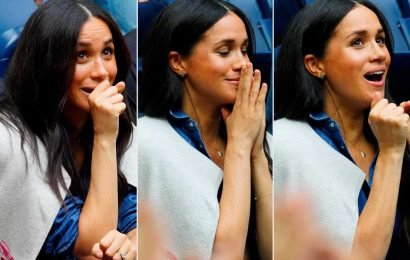 See Meghan Markle's Best Faces During Serena Williams' Stressful US Open Finals Match!