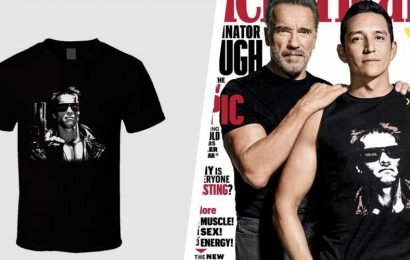 Where to Get the Terminator T-Shirt Everyone Will be Wearing This Fall