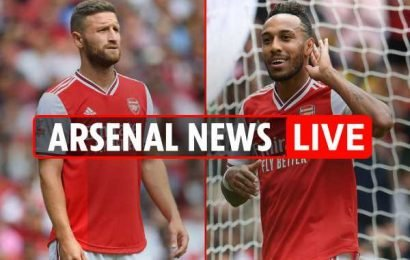 10.20pm Arsenal news LIVE: Aubameyang likes anti-Xhaka Instagram post, Holding 'ready to play', Ceballos rejected permanent transfer – The Sun