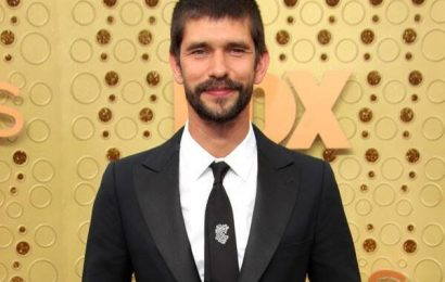 Ben Whishaw Announces He's Hungover in 2019 Emmys Acceptance Speech