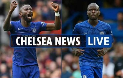 5pm Chelsea news LIVE: Abraham hits hat-trick in Wolves mauling, Kante injury, Hudson-Odoi and James star for U23s – The Sun