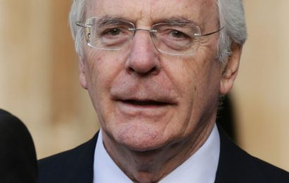 Sir John Major tells Supreme Court the Parliament shutdown is 'utterly unacceptable' and says he couldn't not 'stand idly by' as Boris prevents MPs from 'exercising their right to disagree'