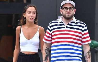 Jonah Hill Is Engaged to Girlfriend Gianna Santos