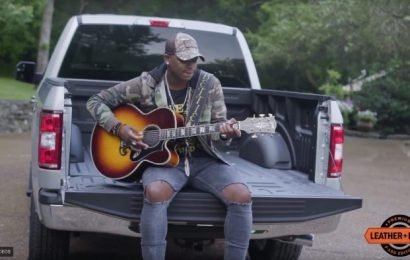 """Songs For Screens: Jimmie Allen Talks Ford Campaign, Upcoming Biopic: 'It's Gonna Be A Country '8 Mile"""""""