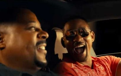 Will Smith & Martin Lawrence Are Back Together in 'Bad Boys For Life' Trailer – Watch!
