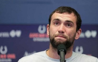 Andrew Luck takes out full-page ad thanking Colts fans after retirement