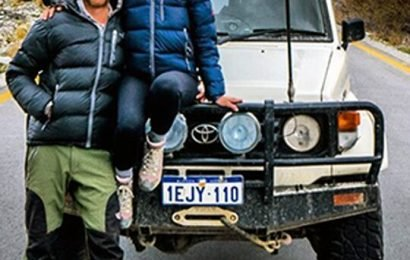Australian travel bloggers arrested, held in notorious Iran prison