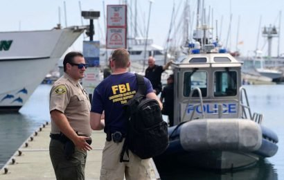 Search warrants served on owner in dive boat disaster that killed 34