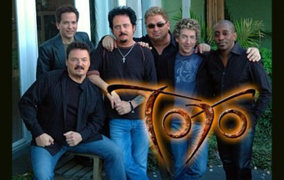 Toto Announces Upcoming Release Of Live Album, DVD